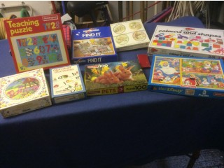 Jigsaw Puzzles and similar games