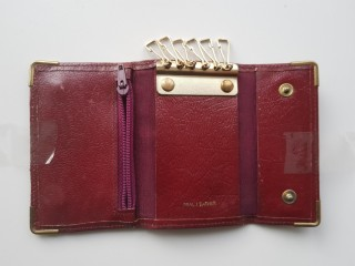 Leather Key holder wallet