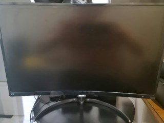 PHILIPS MONITOR 27 INCH CURVED BLACK