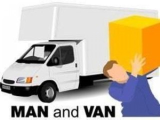 Man and van crawley