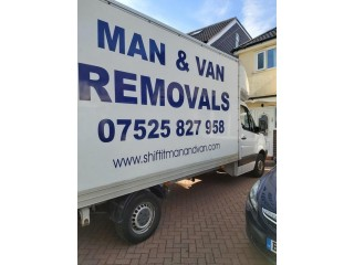 Shift It Man and Van Removals