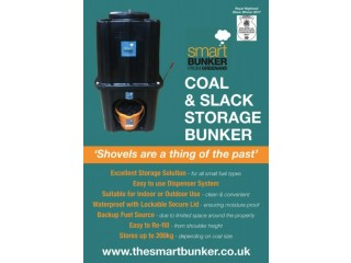 Coal Bunker That you don't need a Shovel