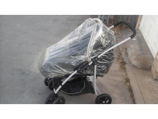 Graco 3-in-1Travel System Pram/Pushchair/Car seat, front- & Rearward-facing, instruction manual