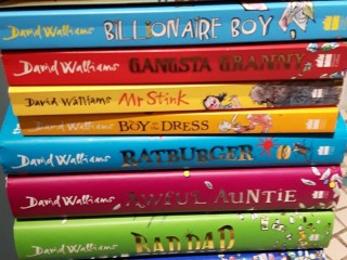 Collection of David Walliams Books