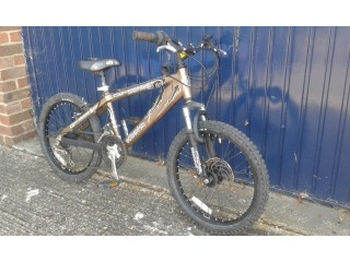 Boys 10speed Aluminium frame in excellent working order