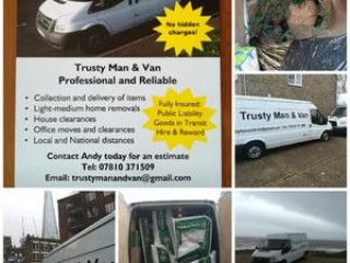 Trusty Man and Van Services
