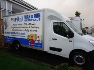 Martins man and van Removal service