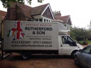 A RUTHERFORD AND SON REMOVALS