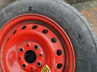 Spare Wheel S 135/80 R 1382P TLX