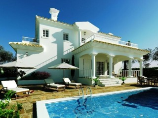 Costa Blanca - Detached Villa with Private Pool & Garage.