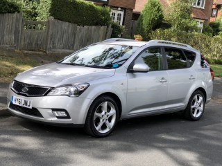 2011 Kia Ceed Estate 1.6 Automatic for sale in Eastbourne