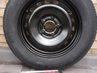 NISSAN QASHQAI NEW SPACE SAVER SPARE WHEEL