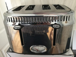 Russell Hobbs 4 slot toaster