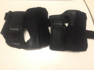 Kids elbow protectors. Call