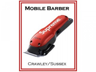 Mobile Barber - Crawley/Sussex