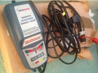 Caravan/Quads/Motorcycles/Scooter batteries)Check prices A Bargain ..(.OPTIMATE 3+ .& Permanent bike lead