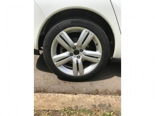 "18"" Peugeot 3008 Alloy Wheels and Tyres"