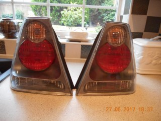GENUINE BMW E46 COMPACT REAR LIGHTS REDUCED TO £25.