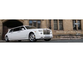 Wedding Car Hire Bury | Limo Hire Bury | Cheap Wedding Cars Bury - Oasis Limousines