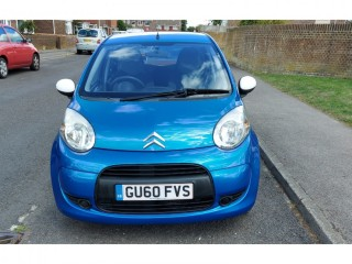 Citroen C1 Splash Blue 2010 5 Door