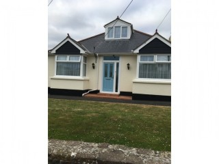 Spacious 3 bedroom detached chalet bungalow north Devon short distance to shops and beach NO CHAIN