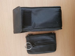 Phone case and mini wallet