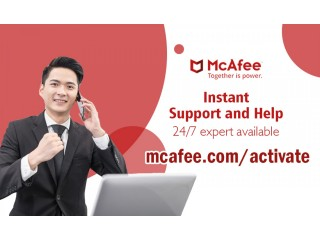 Mcafee activate - Steps for Activate McAfee