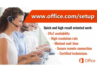 Office setup - How to setup Microsoft Office