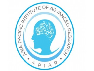 ASIA PACIFIC INSTITUTE OF ADVANCED RESEARCH