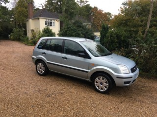 Ford Fusion 2004 1.4 Petrol only 21000 miles manual very good condition