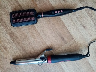 Desperate housewives curling tongs & straighteners