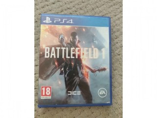 Battlefield 1 PS4 Pre-owned