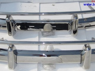 Volvo PV 544 US type bumper set (1958-1965)