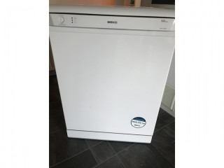 A Very Nice Beko Full Size Dishwasher !! Sanitised !!