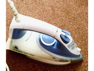 Smooth AZUR PHILIPS STEAM IRON