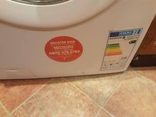 Washing Machine A+++