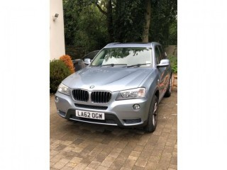 BMW X3 2.0 20d blue performance SE x Drive 5dr