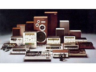 ~*~WANTED - ALL VINTAGE HIFI - STEREO - SPEAKERS - VINTAGE ELECTRONIC EQUIPMENT WANTED
