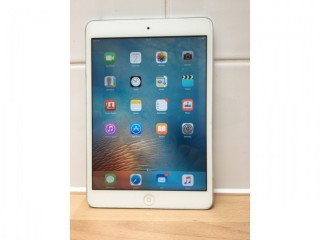 IPad mini 16gb silver