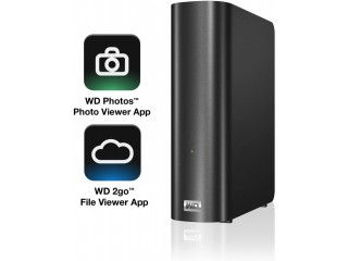 Western-Digital My Book Live 2TB NAS