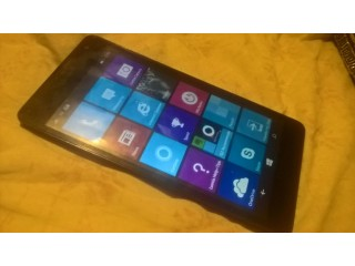 Lumia 535 smart phone, 5MP cam, 5inch screen, 1GB RAM (unlocked)