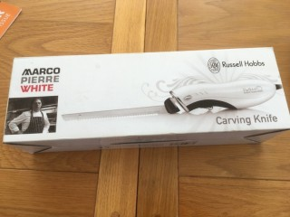 Marco Pierre White carving knife