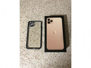 Apple iPhone 11 Pro Max - 64GB - Gold (Vodafone) A2218 (CDMA + GSM)