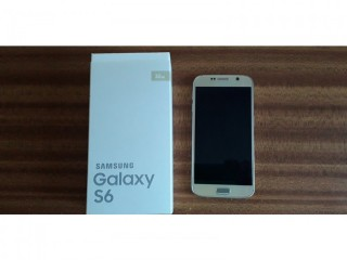 SAMSUNG GALAXY S6 - GOLD PLATINUM