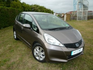 2013 Honda Jazz with 20,118 miles