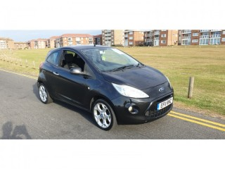 Ford Ka 2011 limited addition