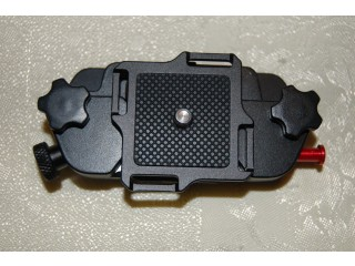 PULUZ GoPro Capture Camera Clip Aluminum Alloy Quick Release Clip with Plate, Brand New in its Bag.