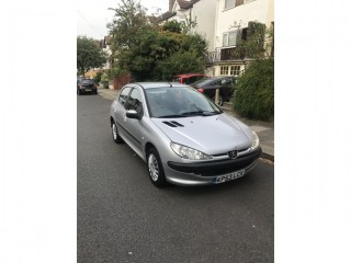 Peugeot 206 2003 Drives lovely