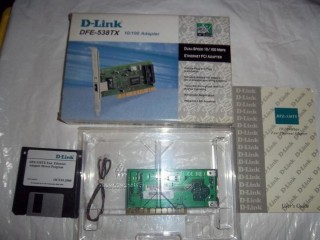 D-Link Ethernet PCI Adapter
