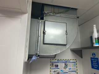 Air conditioning london filter cleaning for covid19 prevention